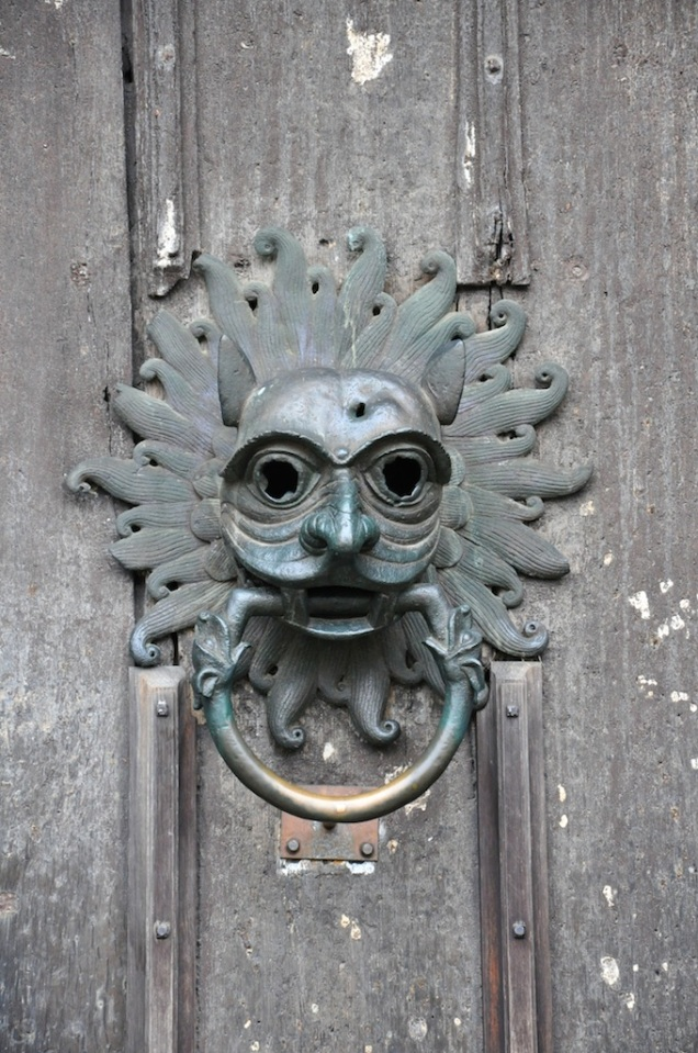The Knocker of Durham Cathedral