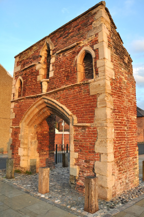 c2f8c5a86113 Kings Lynn Whitefriars – Echoes of the Past