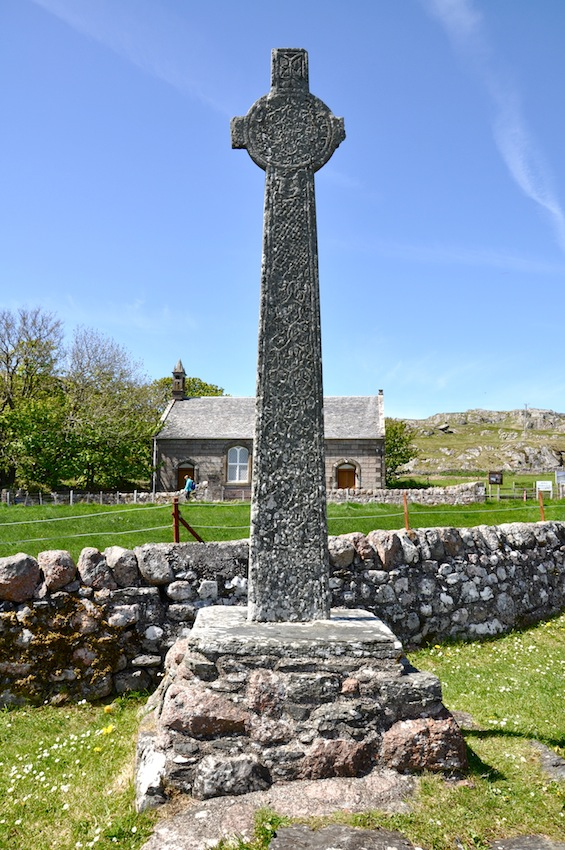 Exceptional MacLeanu0027s Celtic Cross, Isle Of Iona, Scotland