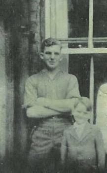 James Martin 17 & Edward Martin son of Irene & James Martin