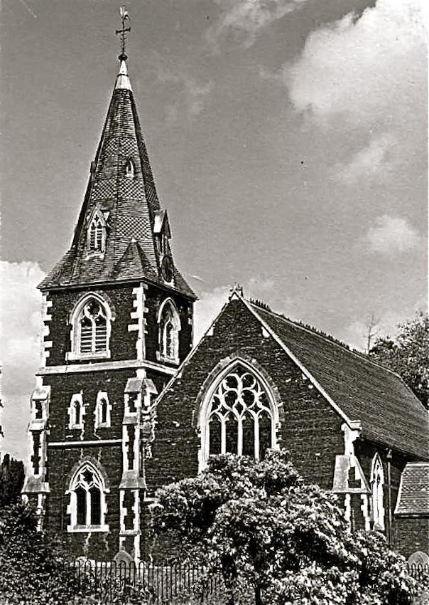 Benwick-Church
