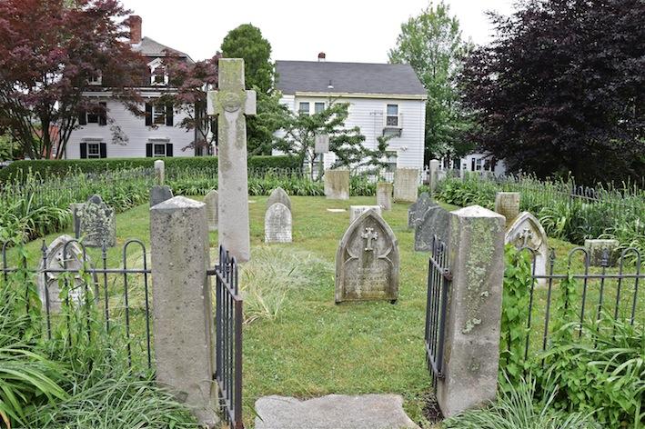 St Joseph Cemetery Rhode Island