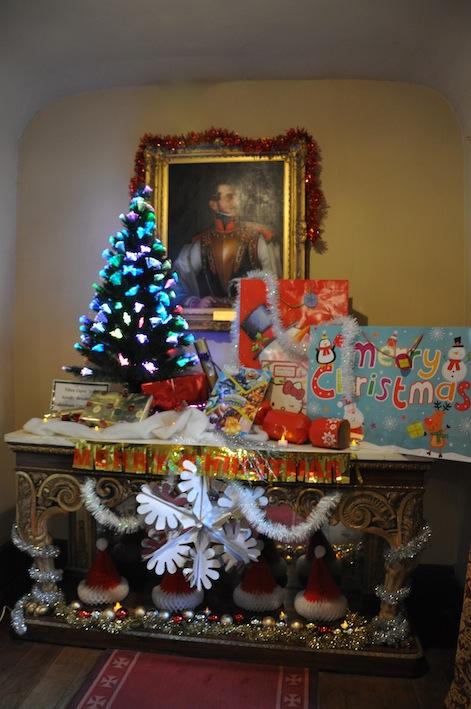 forss house hotel christmas menu 2015
