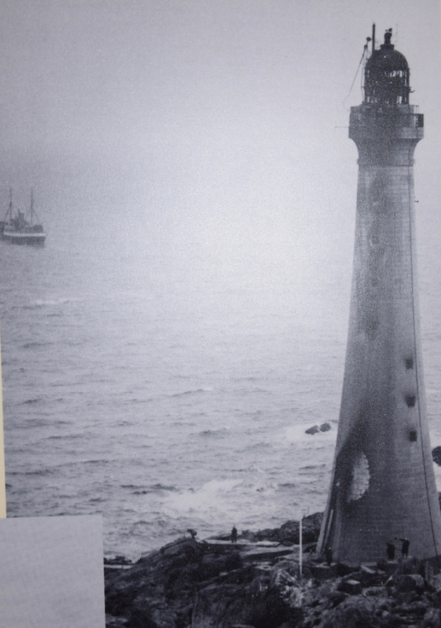 Skerryvore 1844, The Tallest Lighthouse In Scotland | Echoes of ...