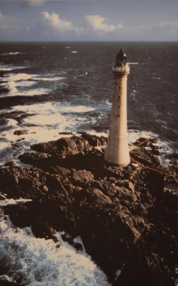 Skerryvore 1844, The Tallest Lighthouse In Scotland – Echoes