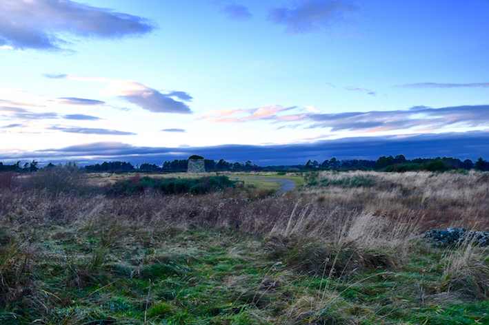 1746 The Battlefield of Culloden, Scotland – Echoes of the Past