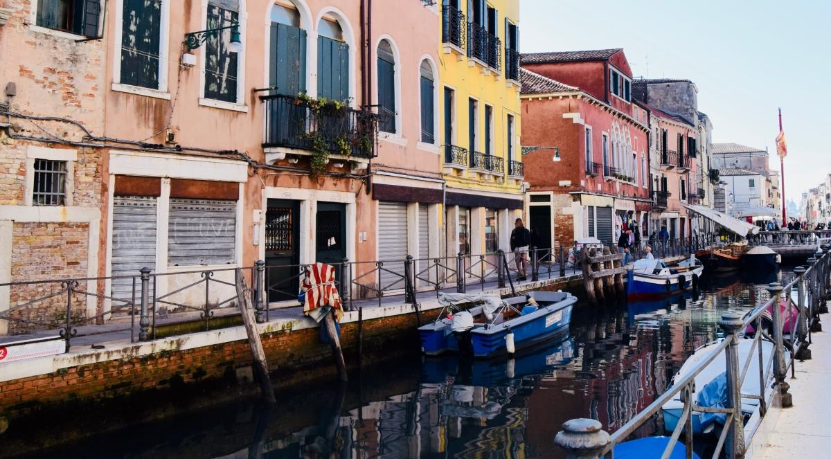 Farewell Venice, Italy
