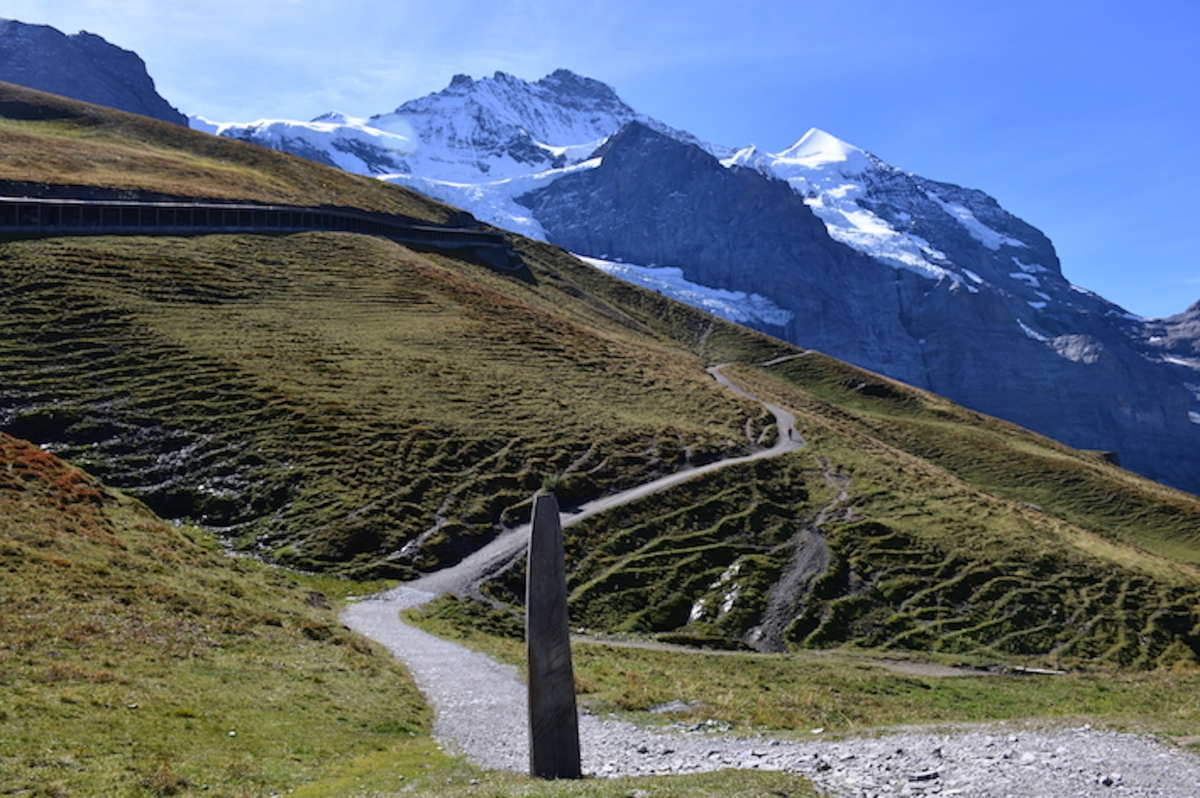 Jungfrau Eiger Trail, Switzerland (Road Trip 9)