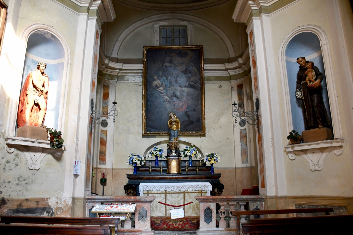 Trinity Church, Orta San Giulio, Italy (Road Trip 24)